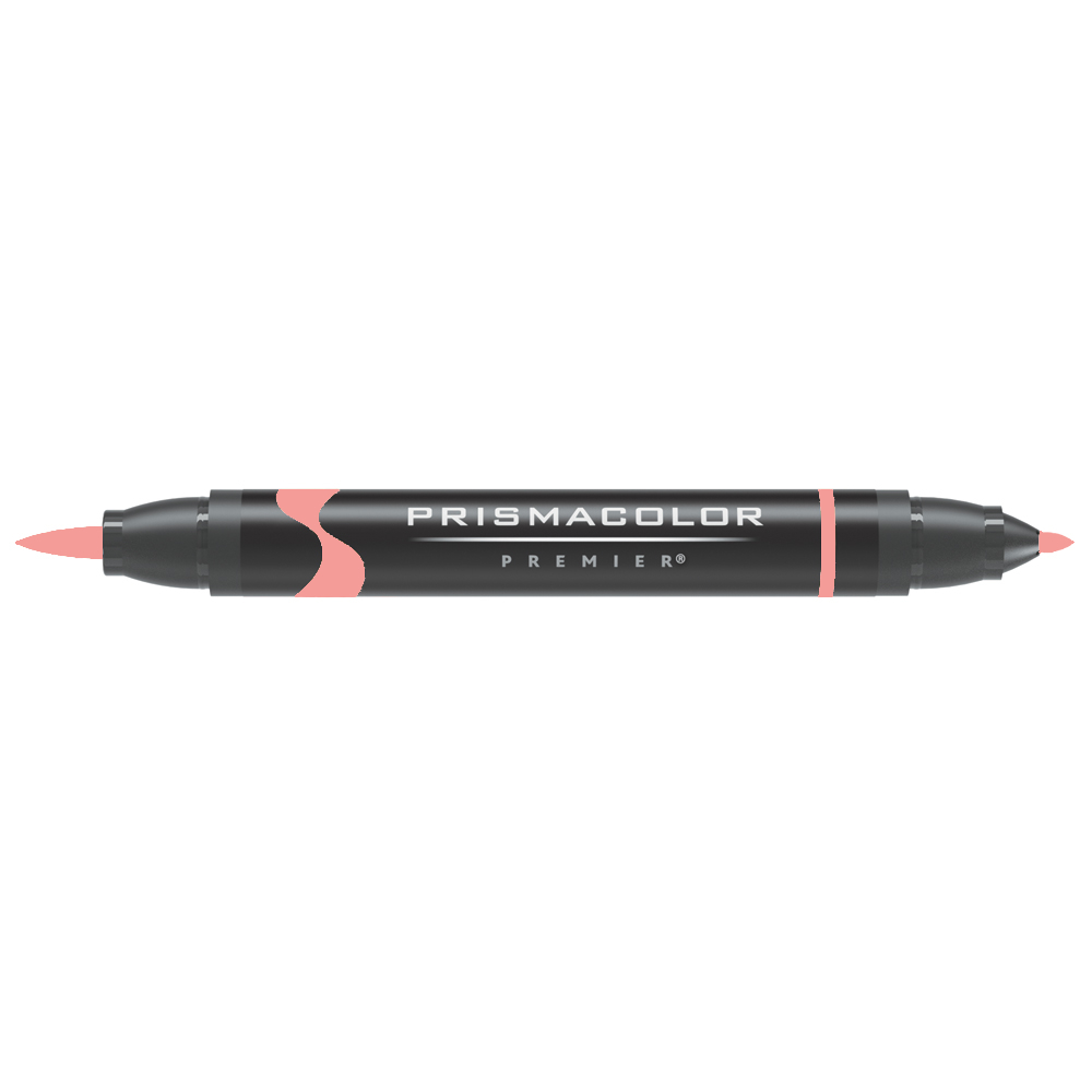 Prismacolor Brush Marker Pb230 Deco Orange Lt