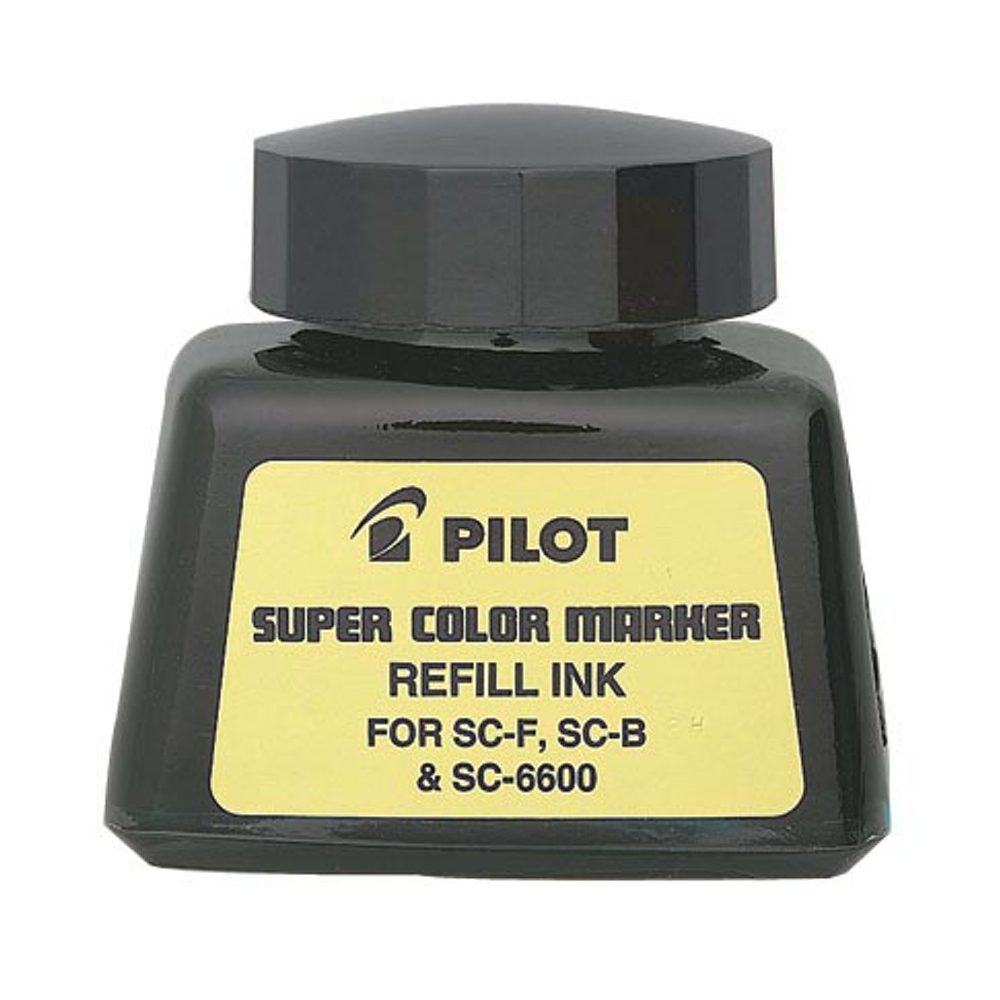 Refill For Pilot Jumbo Marker Black