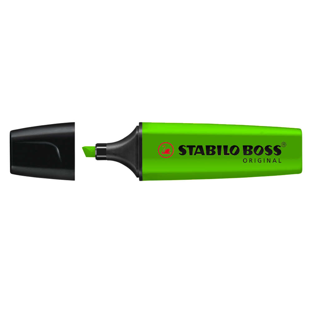Stabilo Boss Original Highlighter Green