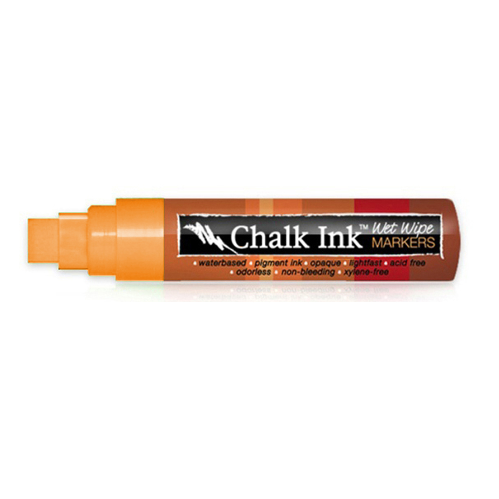 Chalk Ink Marker 15Mm Candy Corn Orange