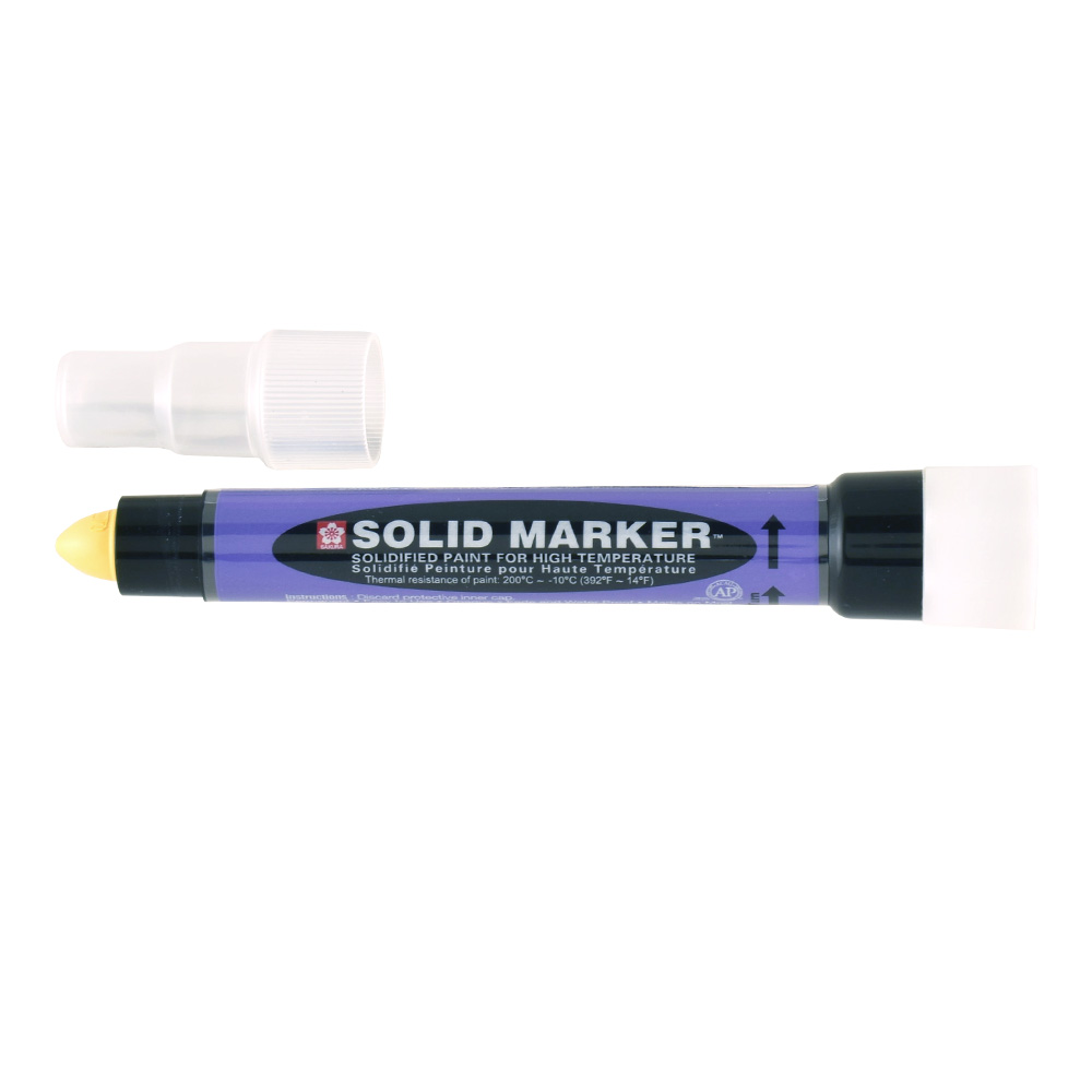 Sakura Solid Marker Slim Yellow