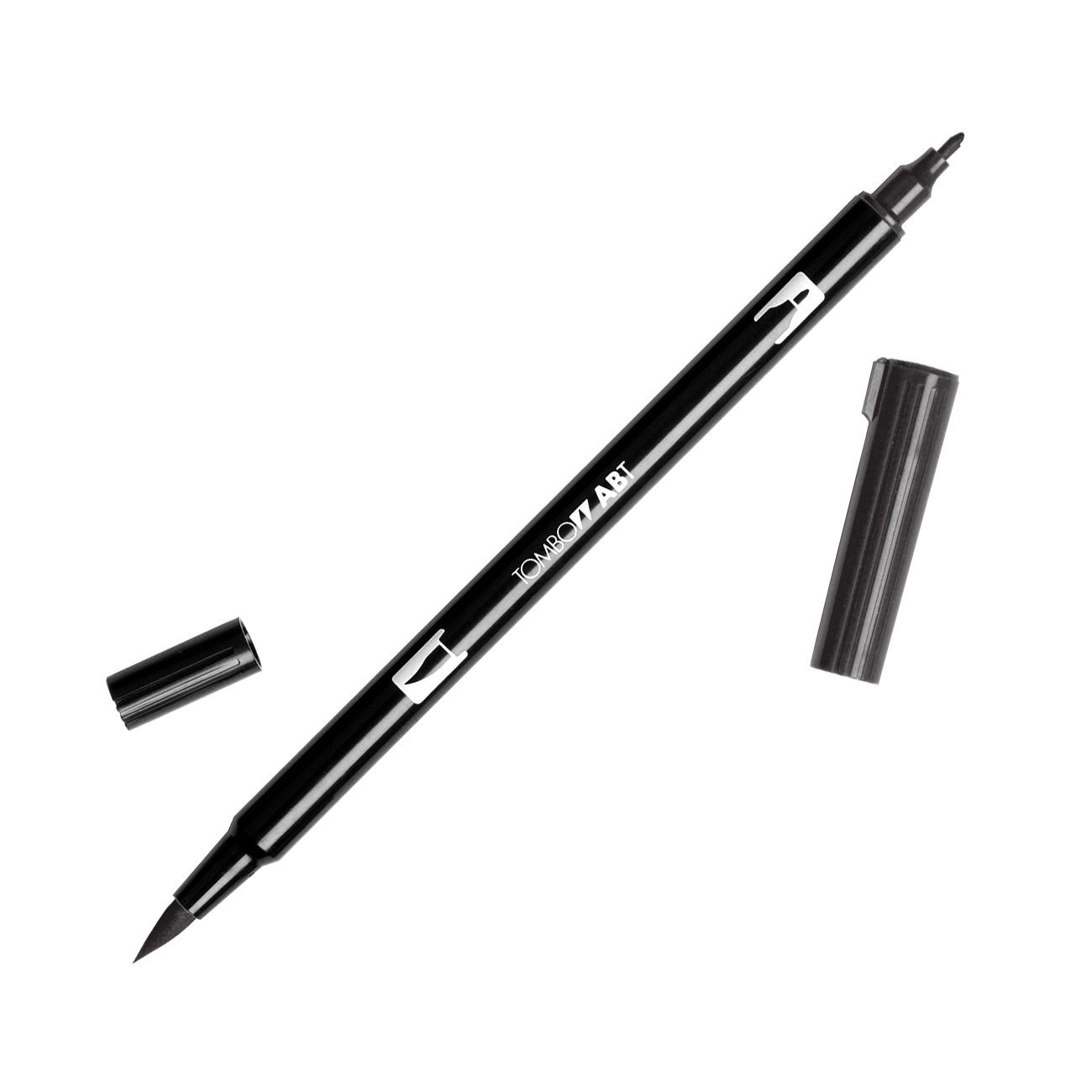 Tombow Dual Brush Pen N15 Black