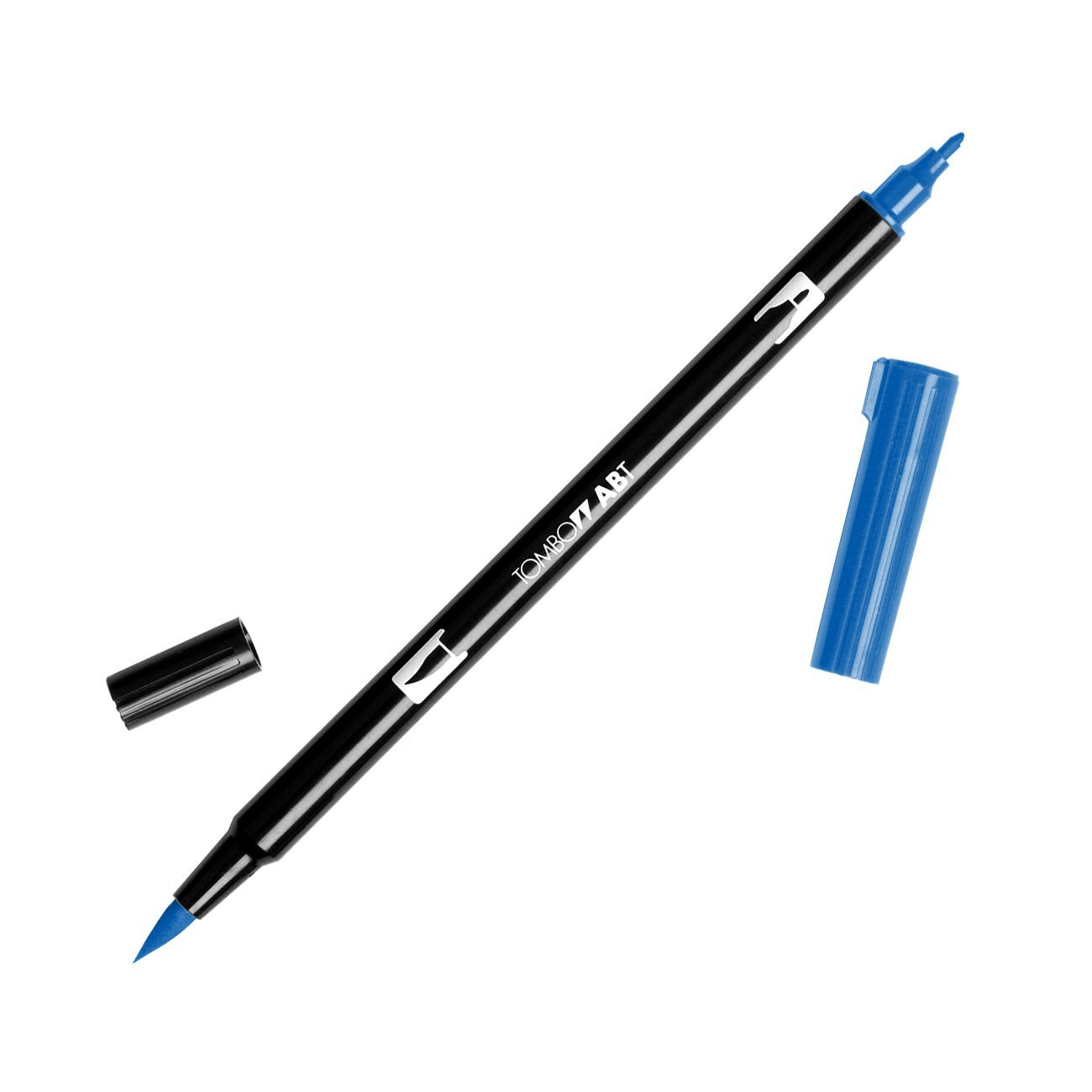 Tombow Dual Brush Pen 555 Ultramarine