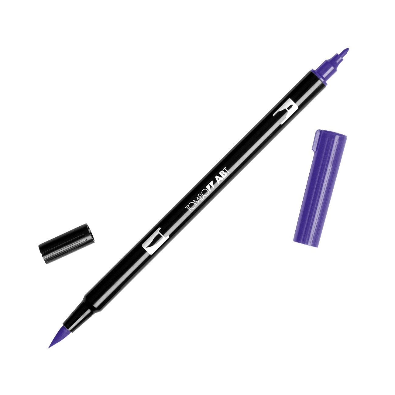 Tombow Dual Brush Pen 606 Violet
