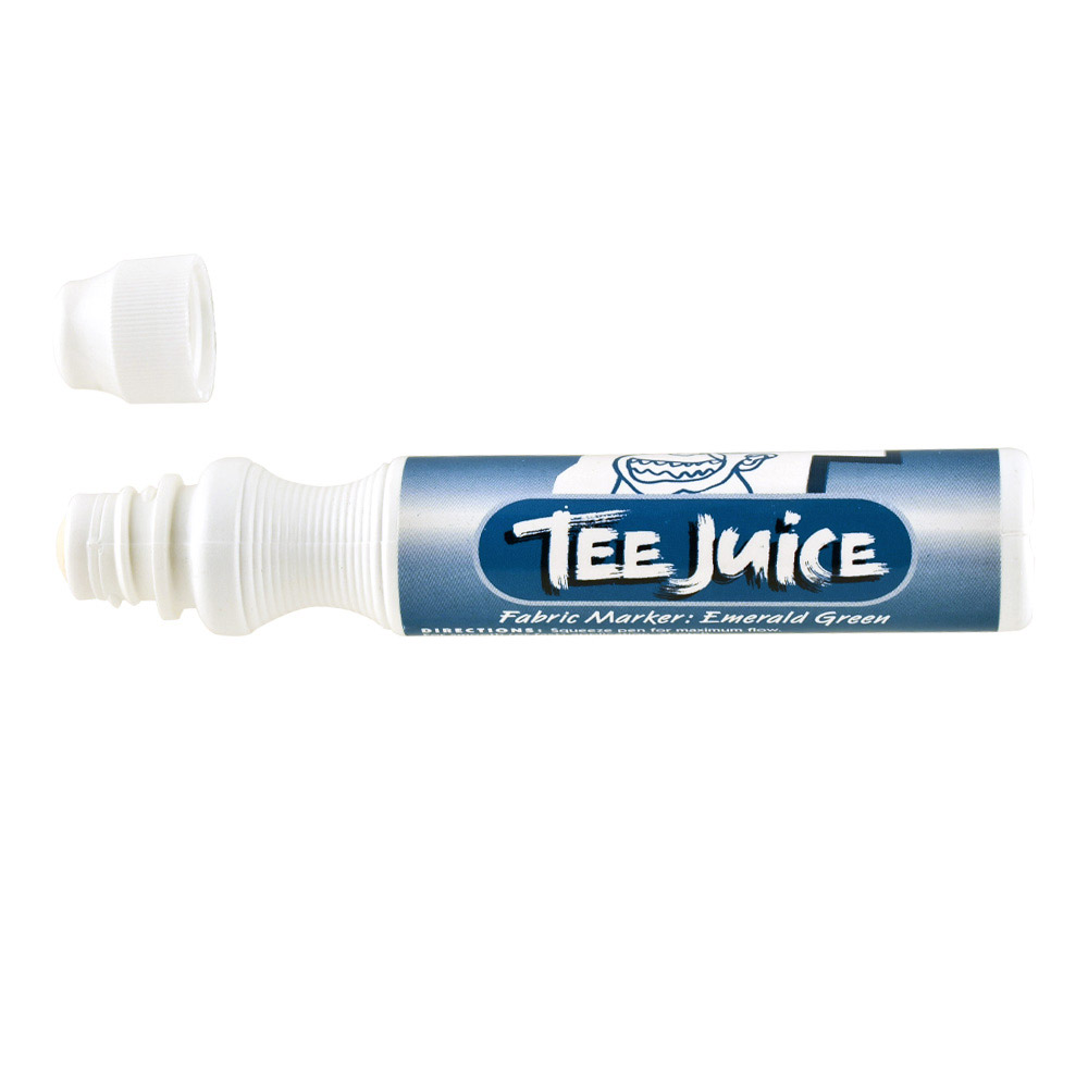 Tee Juice Marker Broad Tip Green