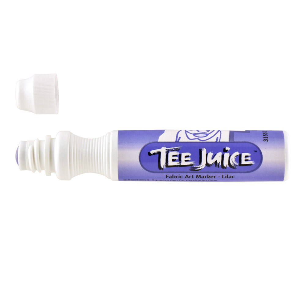Tee Juice Marker Broad Tip Lilac