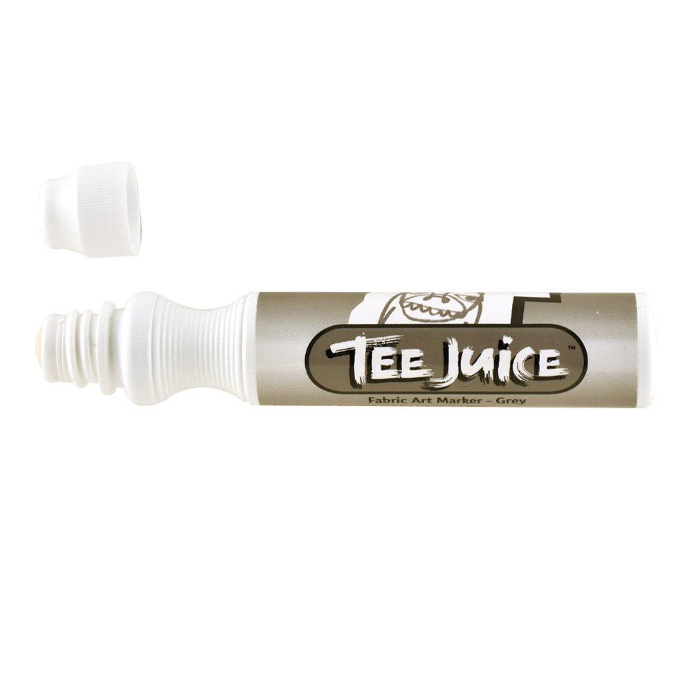 Tee Juice Marker Broad Tip Grey