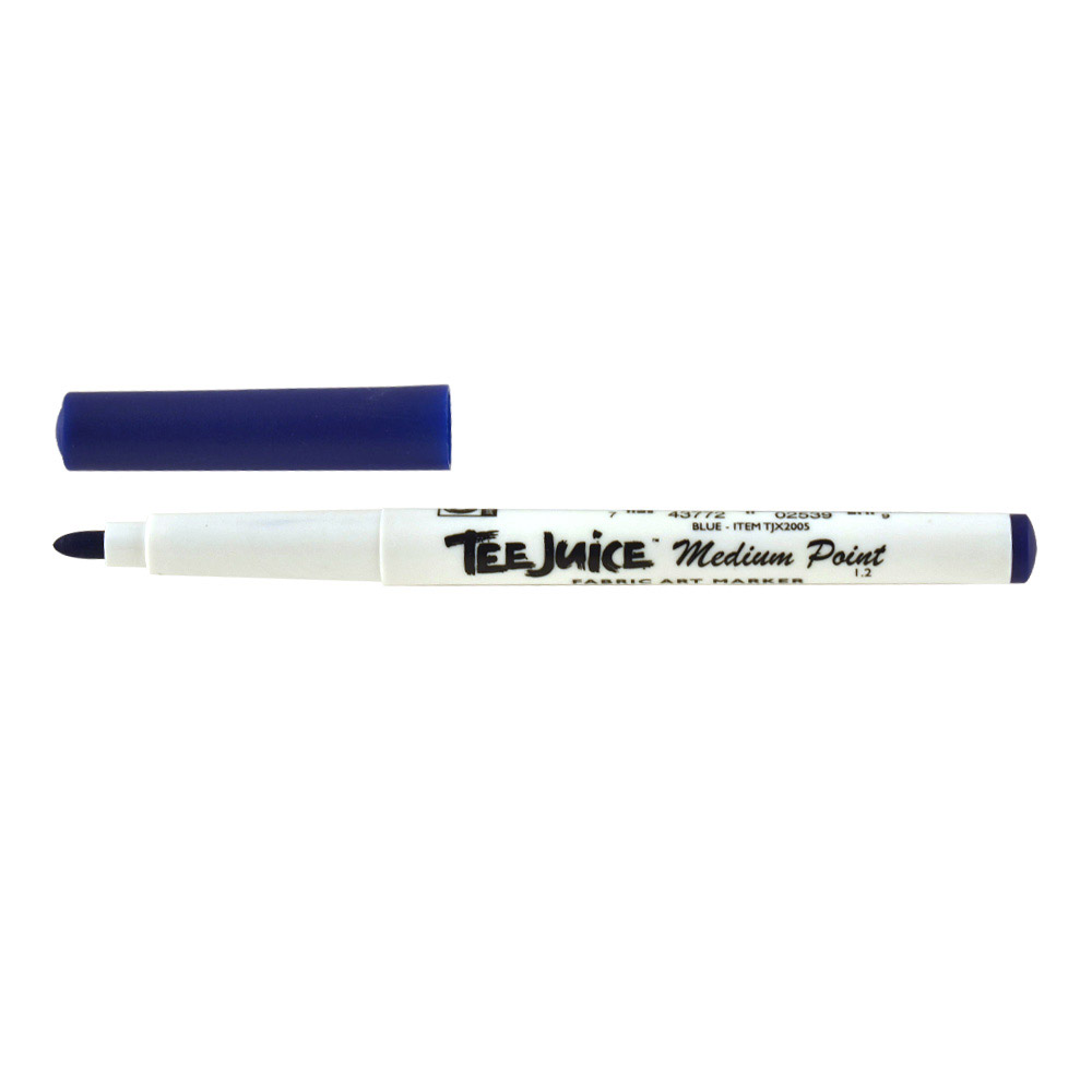 Tee Juice Marker Medium Blue