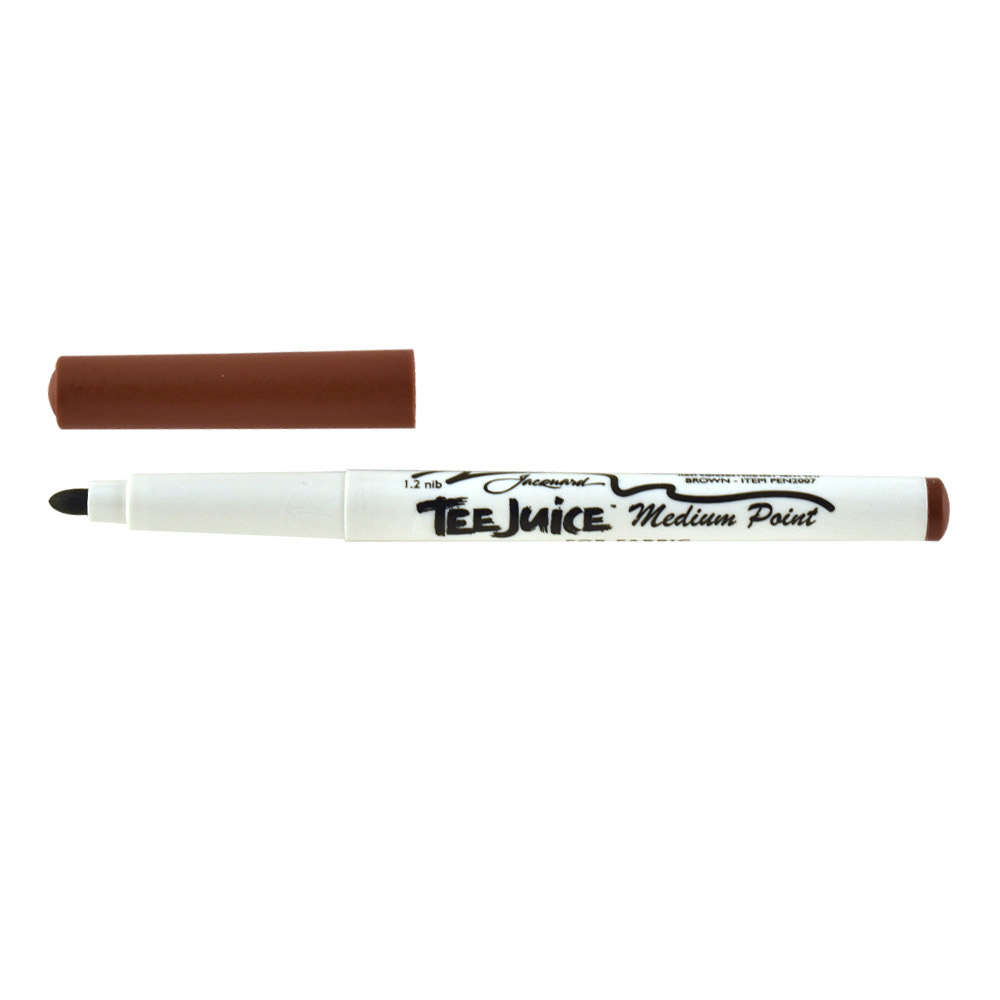 Tee Juice Marker Medium Brown