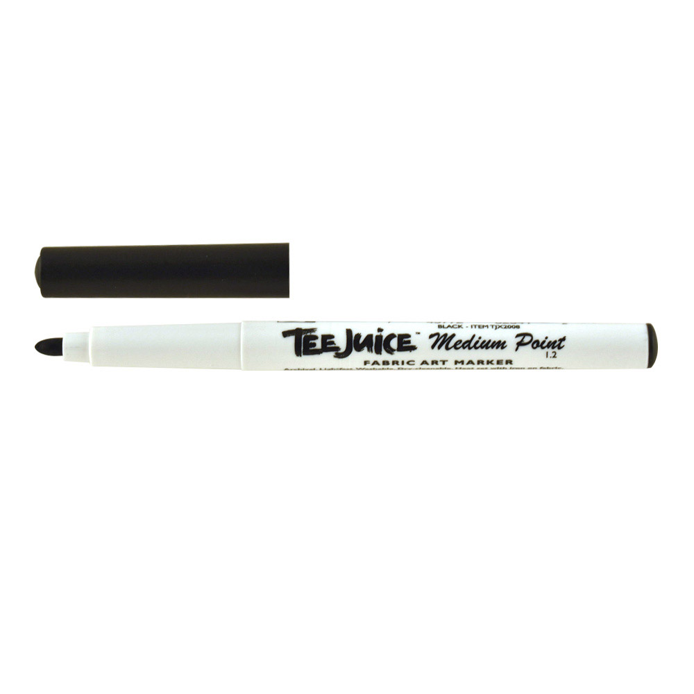 Tee Juice Marker Medium Black