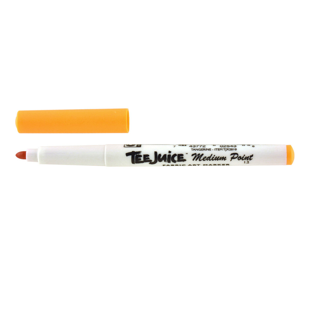 Tee Juice Marker Medium Tangerine