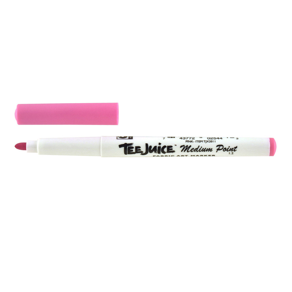 Tee Juice Marker Medium Pink