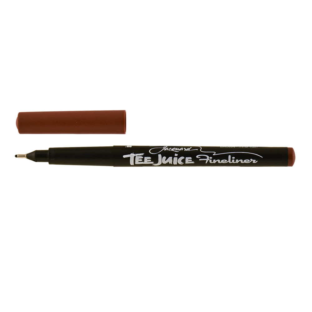 Tee Juice Marker Fine Brown
