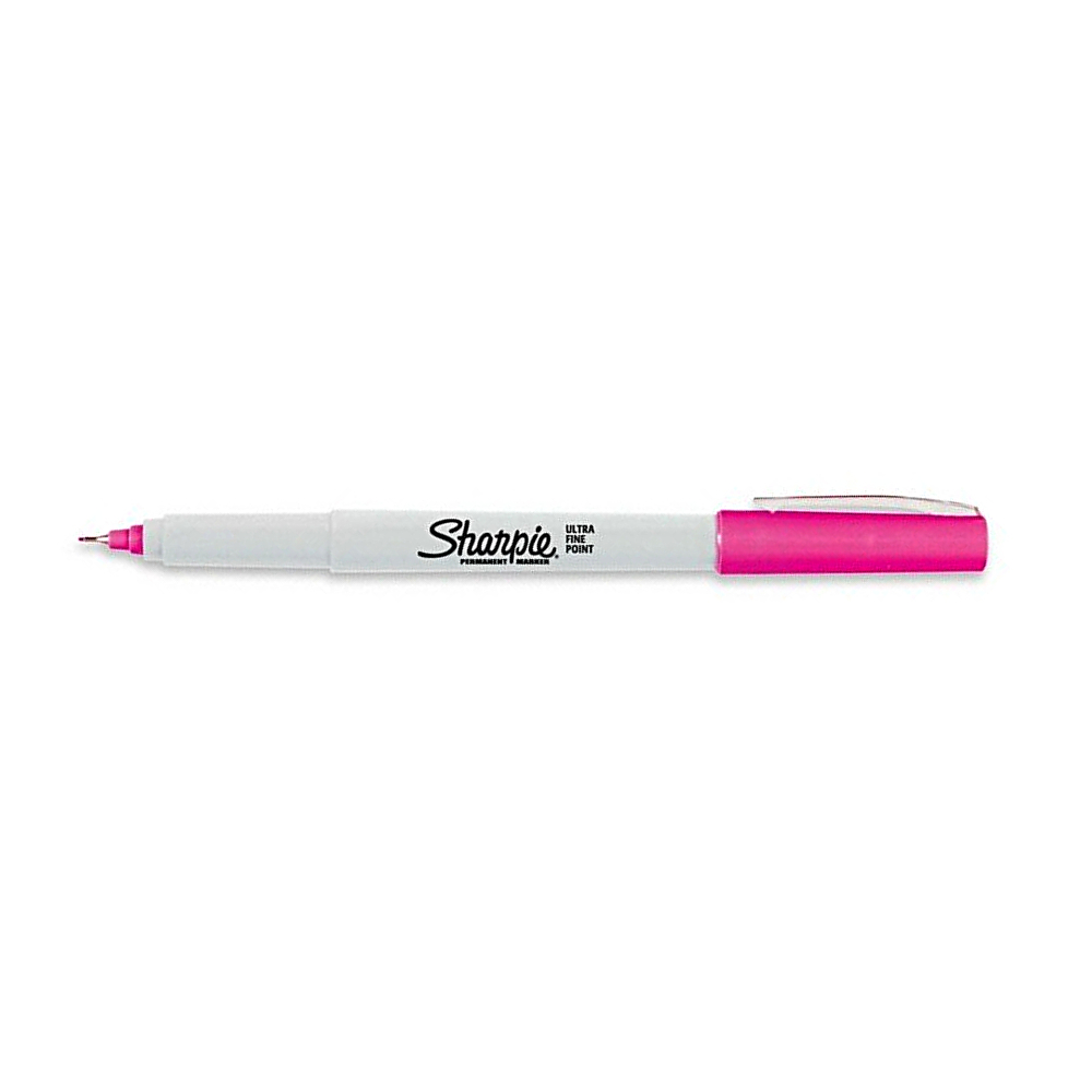 Sharpie Ultrafine Marker Magenta