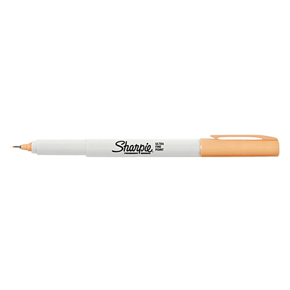 Sharpie Ultrafine Marker Peach
