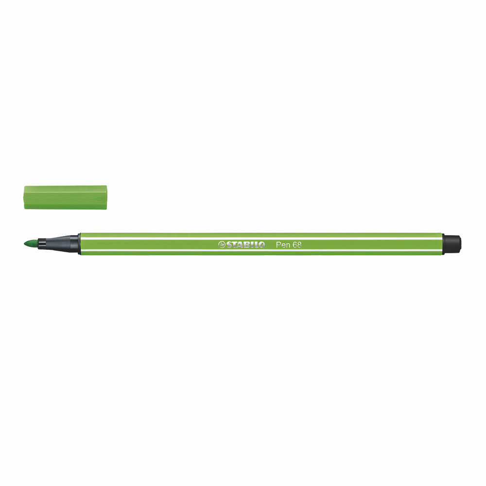 Stabilo Point 68-33 Light Green