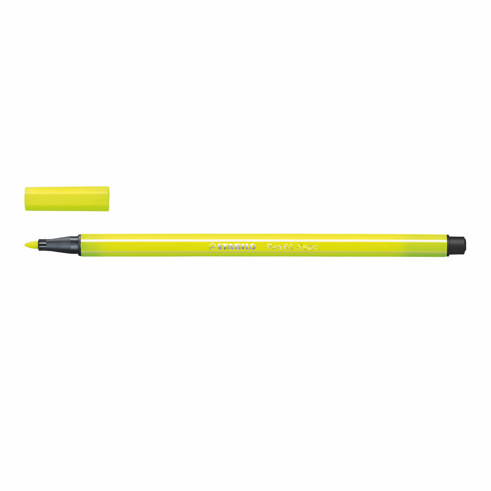 Stabilo Point 68-024 Fluorescent Yellow