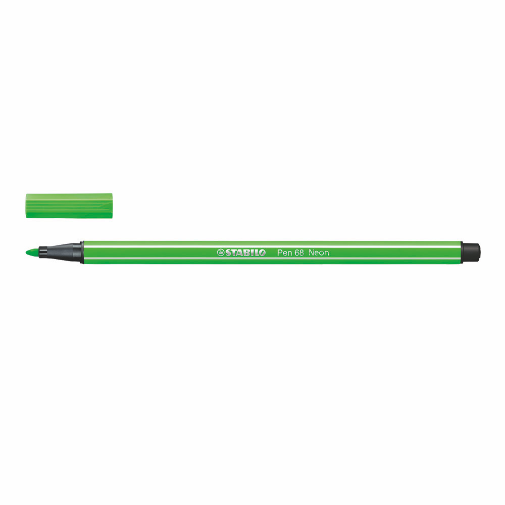 Stabilo Point 68-033 Fluorescent Green