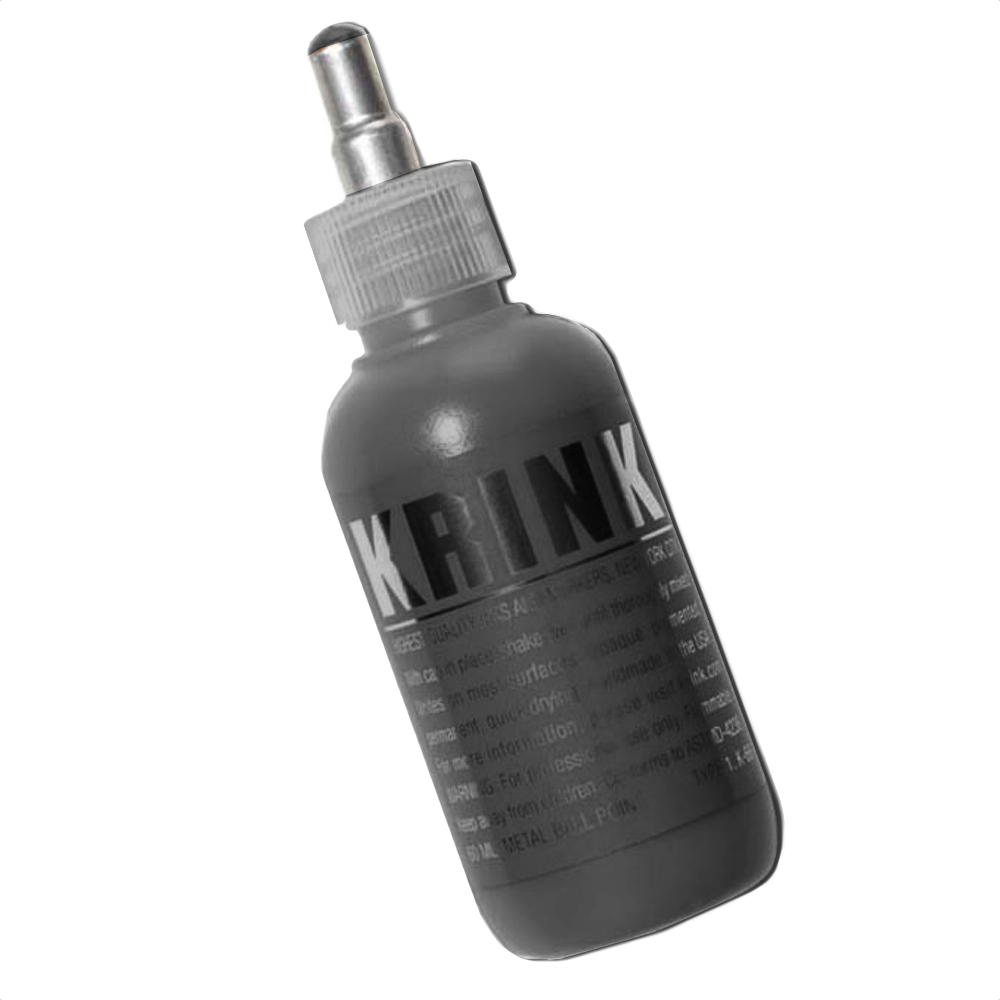 Krink K-66 Paint Marker Steel Tip Black 60Ml