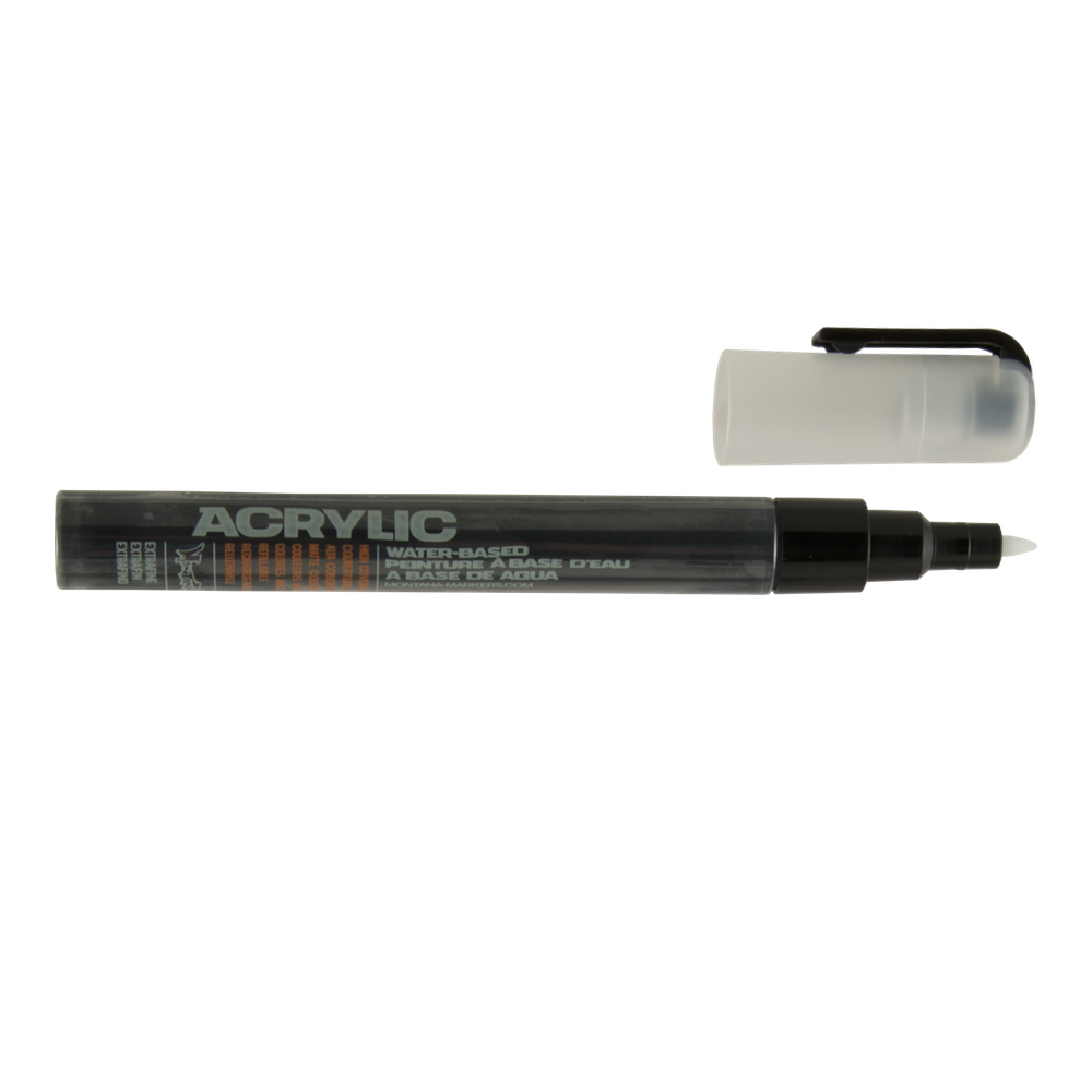 Montana Acrylic Paint Marker .7Mm Black