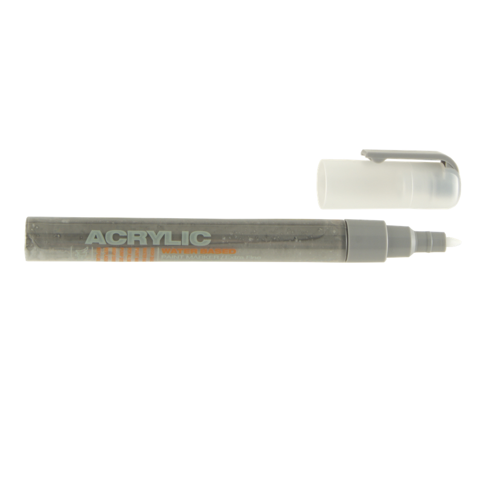 Montana Acrylic Paint Marker .7Mm Iron Curtn
