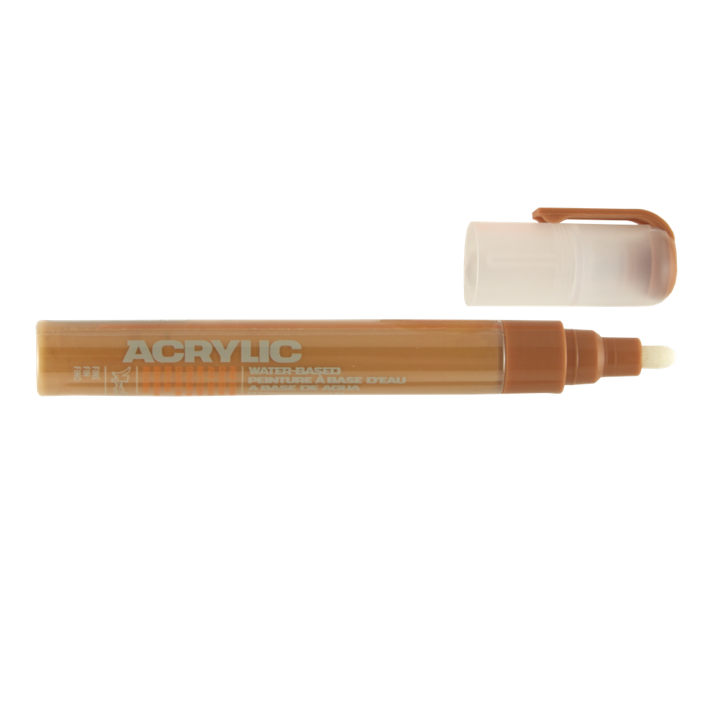 Montana Acrylic Paint Marker 2Mm Brown Light