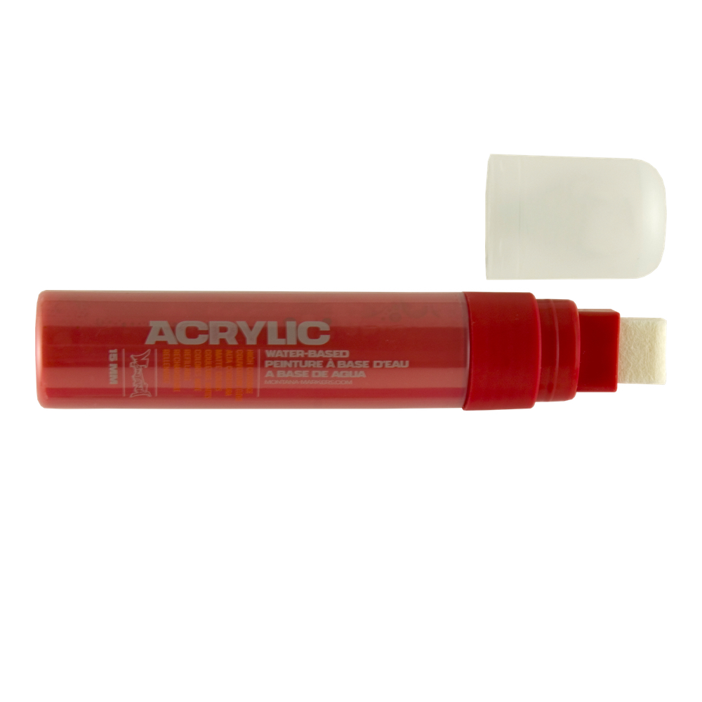 Montana Acrylic Paint Marker 15Mm Red