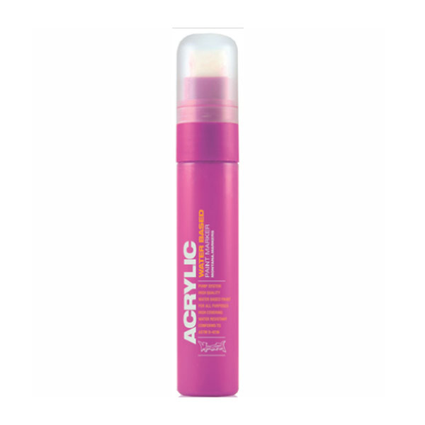 Montana Acrylic Paint Marker 15Mm Pink