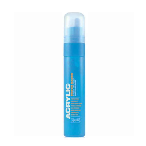 Montana Acrylic Paint Marker 15Mm Blue Light