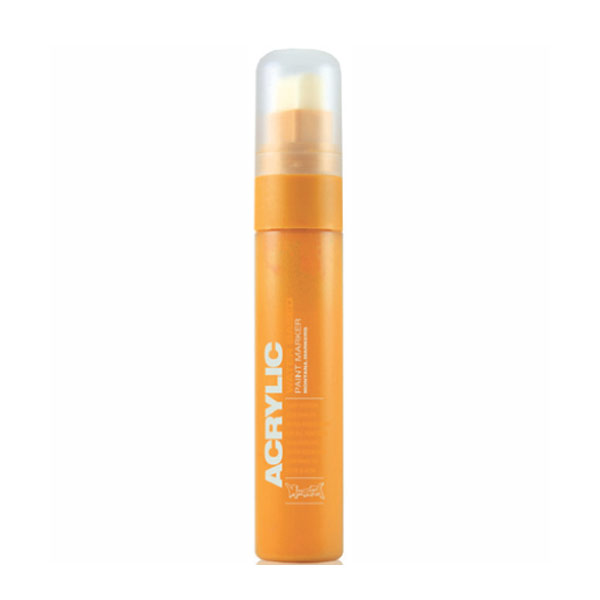 Montana Acrylic Paint Marker 15Mm Orange Lt