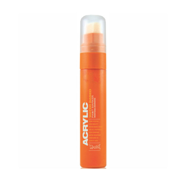 Montana Acrylic Paint Marker 15Mm Orange Dark