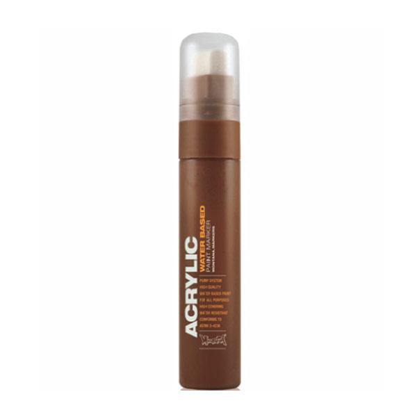Montana Acrylic Paint Marker 15Mm Brown