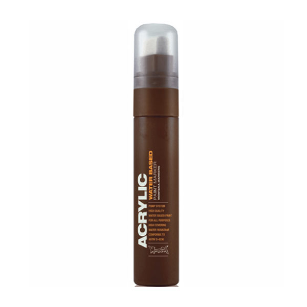 Montana Acrylic Paint Marker 15Mm Brown Dark