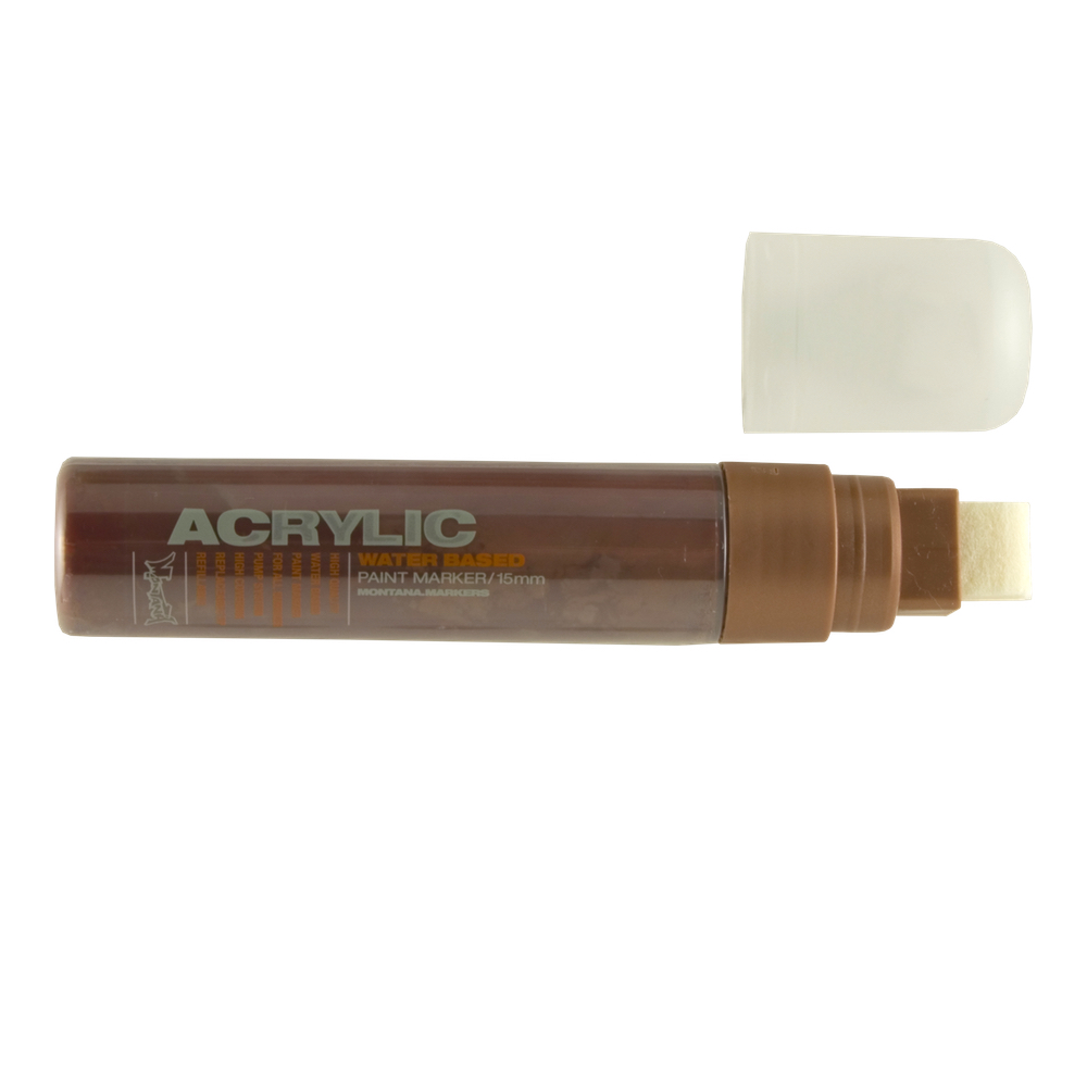 Montana Acrylic Paint Marker 15Mm Copper Matt