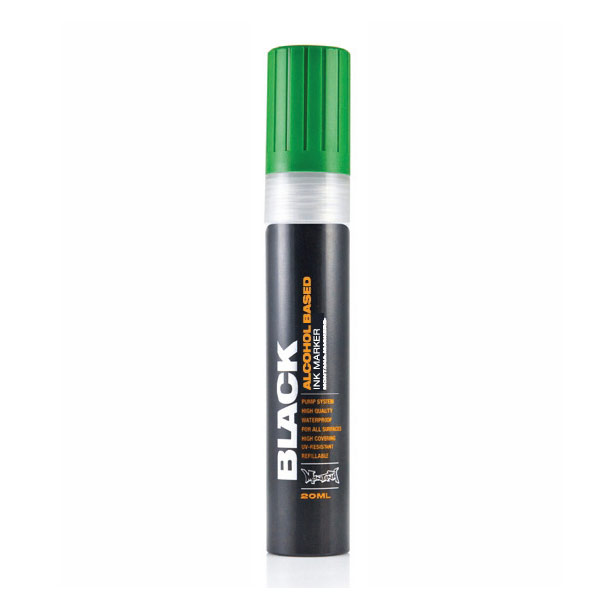 Montana Black Marker 15Mm Standard Green