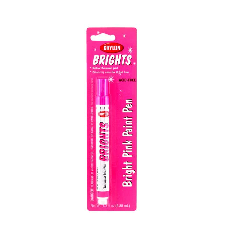 Krylon Brights Pink Paint Pen