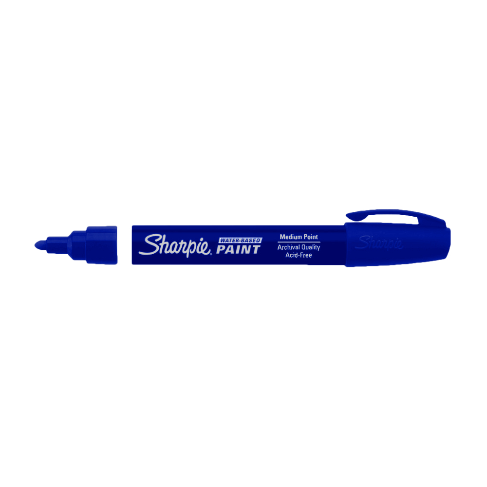 Sharpie Poster Marker Medium Blue