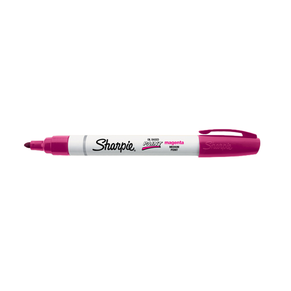 Sharpie Paint Marker Medium Magenta
