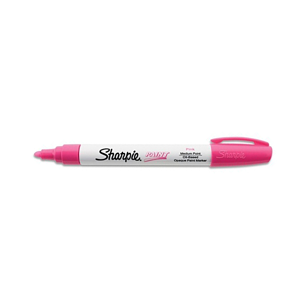 Sharpie Paint Marker Medium Pink