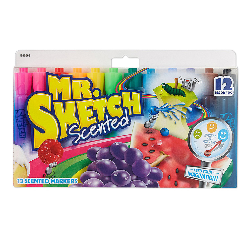 Mr. Sketch Scented Marker Set 12