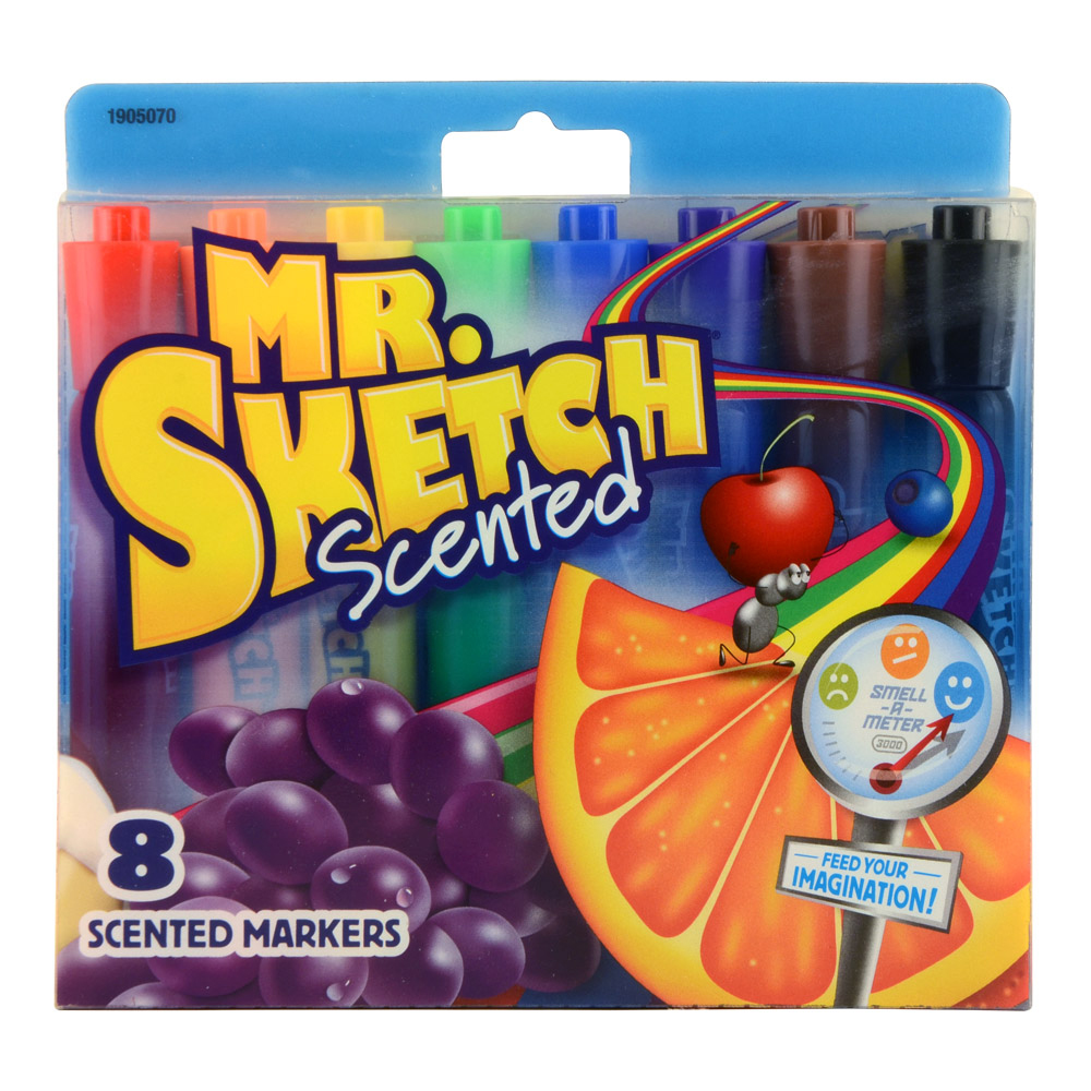 Mr. Sketch Scented Marker Set 8