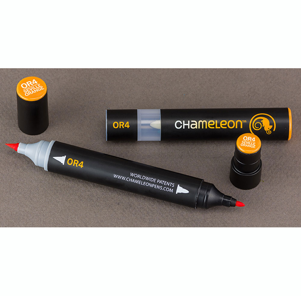 Chameleon Pen Or4 Seville Orange