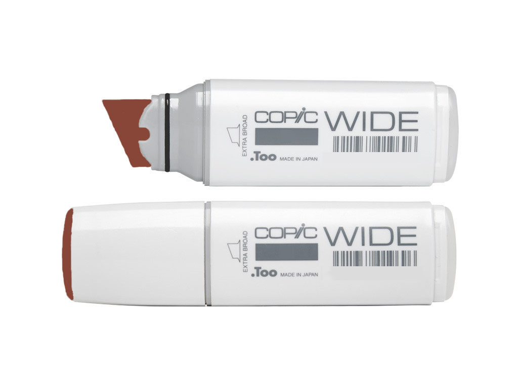 Copic Wide Marker E29 Burnt Umber