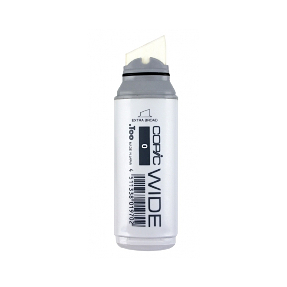 Copic Wide Marker 0 Colorless Blender