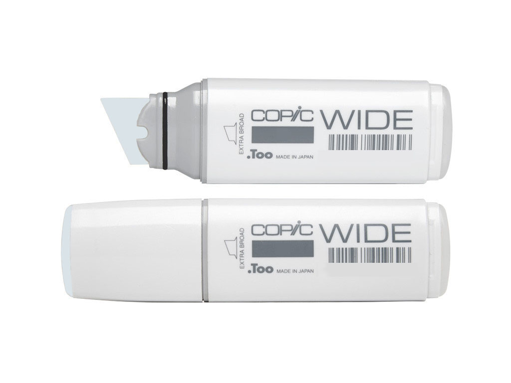Copic Wide Marker C1 Cool Gray 1