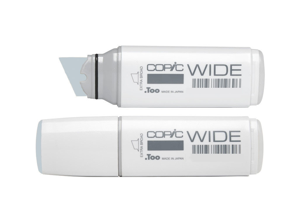 Copic Wide Marker C3 Cool Gray 3