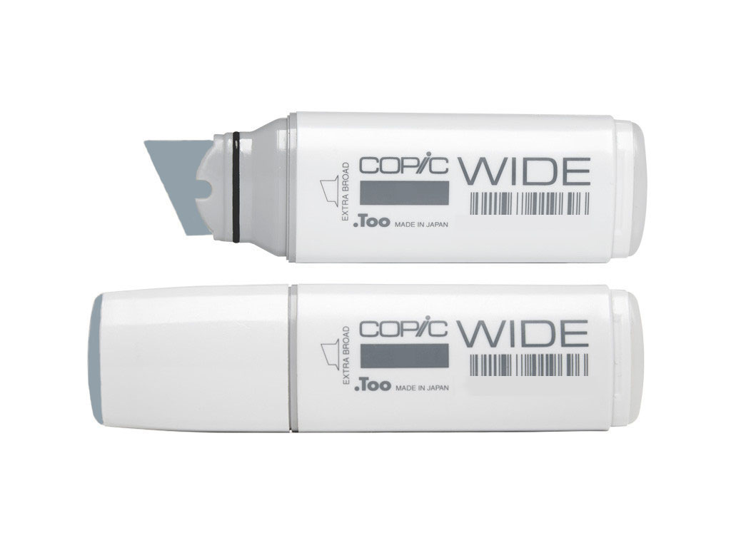 Copic Wide Marker C5 Cool Gray 5