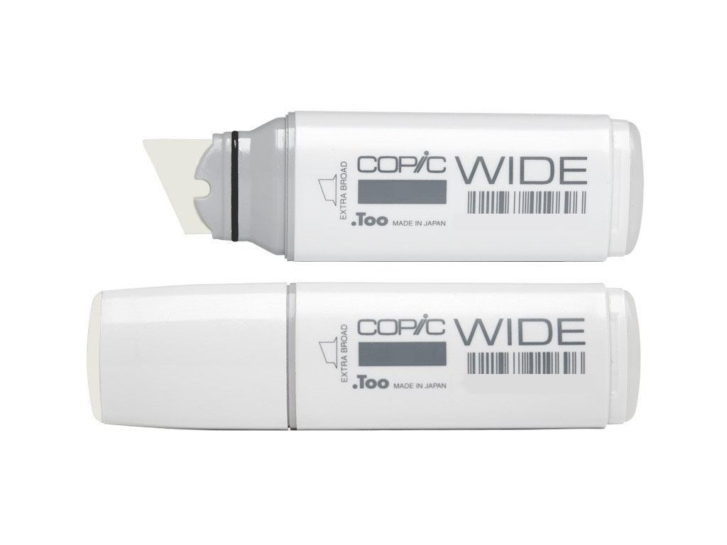 Copic Wide Marker W1 Warm Gray 1