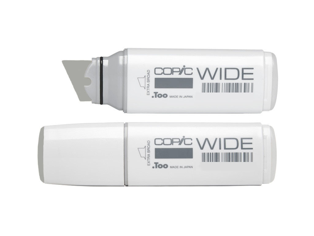 Copic Wide Marker W5 Warm Gray 5