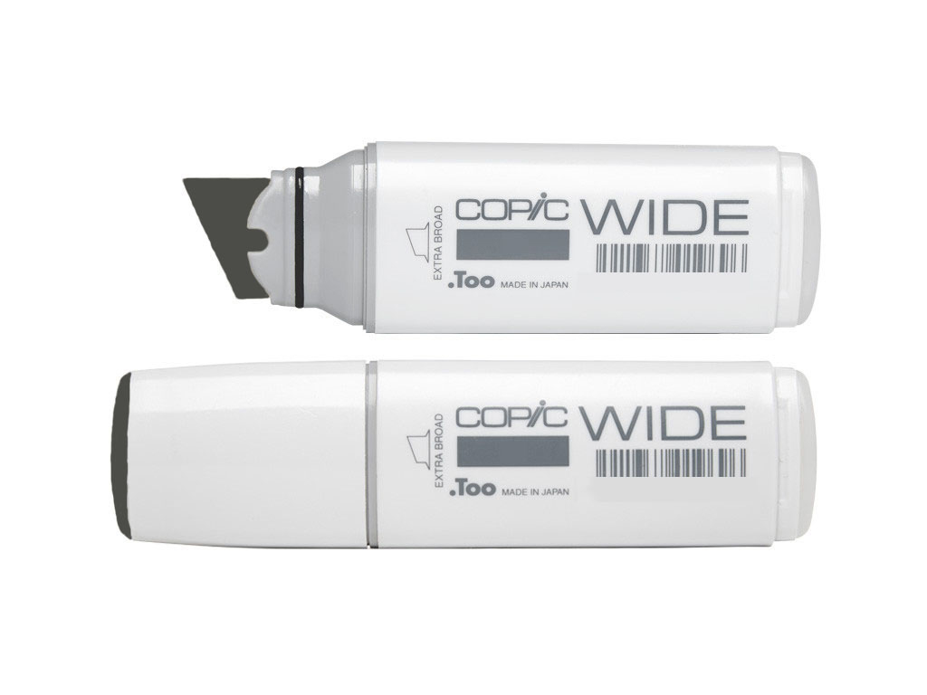 Copic Wide Marker W9 Warm Gray 9